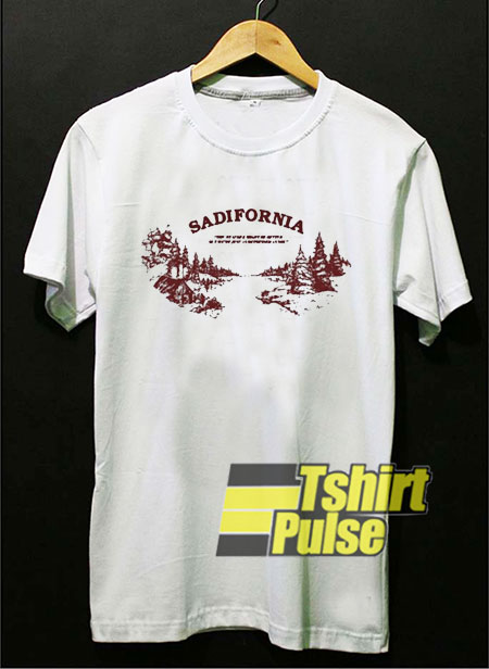 Sadifornia Logo shirt