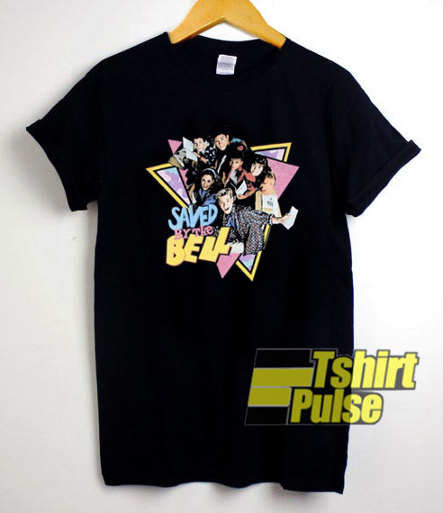 Saved By The Bell Triangle shirt