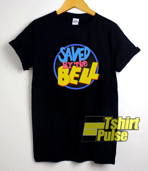 Saved by The Bell Logo shirt
