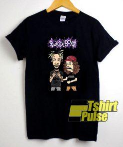 Suicide Boys Cartoon shirt
