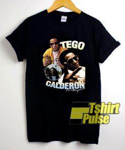 Tego Calderon Vintage shirt
