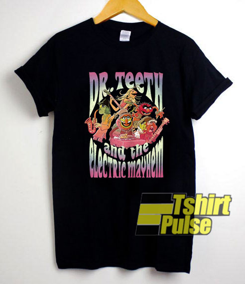 The Muppets Dr Teeth shirt