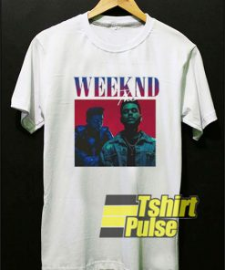 The Weeknd Vintage shirt