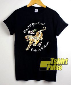 Tiger Hey All You Cool shirt