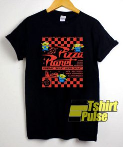 Toy Story Pizza Planet shirt