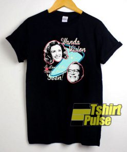 Wanda And Vision Love shirt