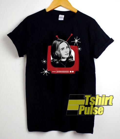 WandaVision Wanda TV shirt