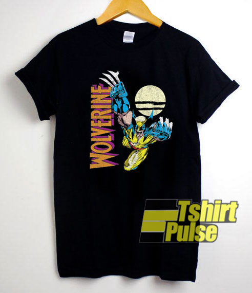 Wolverine Claws Out shirt