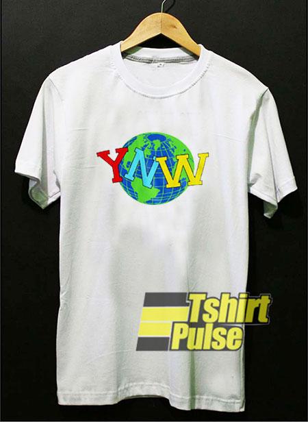 YNW Melly World shirt