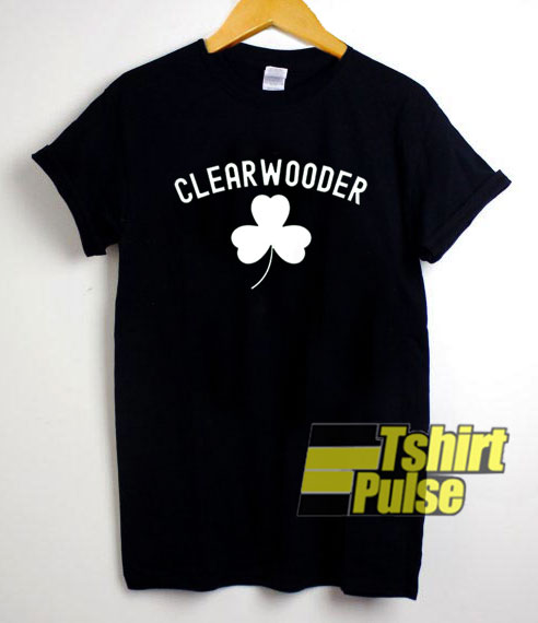 Clearwooder Clearwater shirt