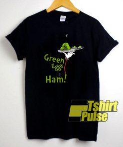 Green Eggs And Ham shirt