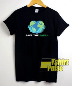 Save The Earth World shirt