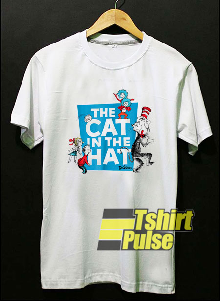 The Cat In The Hat shirt