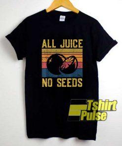 All Juice No Seeds Linen shirt
