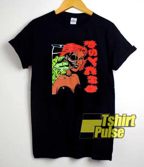 Anime Psycho Creepy shirt