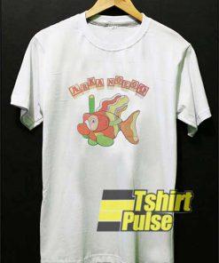 Arka Noego Fish Parody shirt