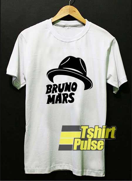 Bruno Mars Hat Vintage shirt