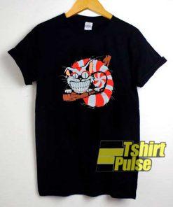Cheshire Cat Quote shirt