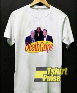Crazy Death Grips Seinfeld shirt
