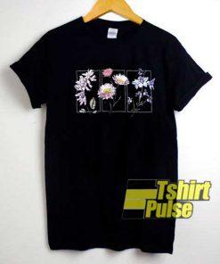Cute Three Floral Meme shirt