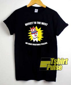 Defect To The West shirt