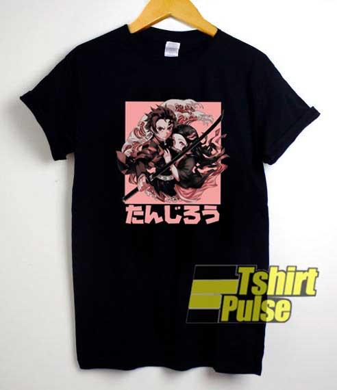 Demon Slayer Kawaii Chibi shirt