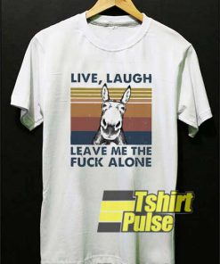 Donkey The Fuck Alone shirt