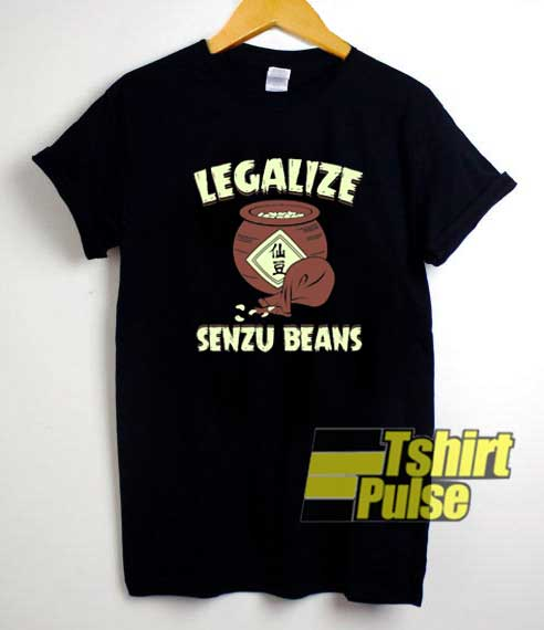 Dragon Ball Senzu Beans shirt