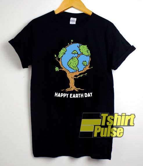 Earth Day Parody shirt