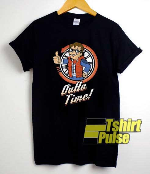 Fallout Outta Time shirt