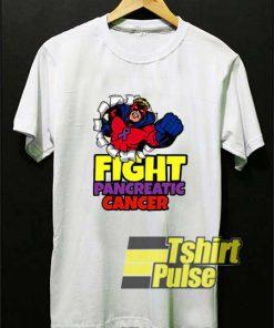 Fight Pancreatic Cancer Meme shirt