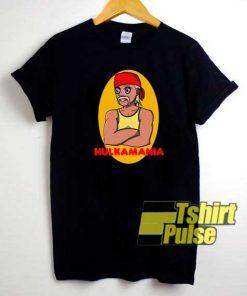 Hulkamania Hulk Hogan shirt