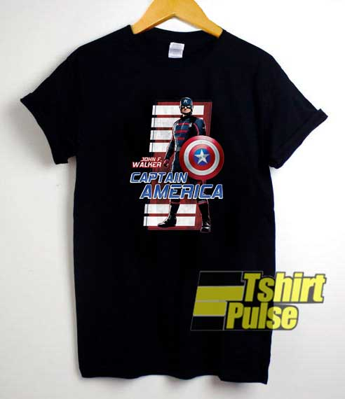 John Walker Captain America shirt