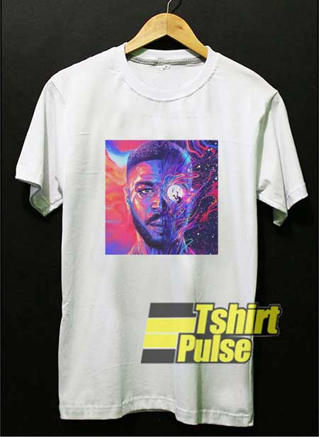 Kid Cudi Another Day Art shirt
