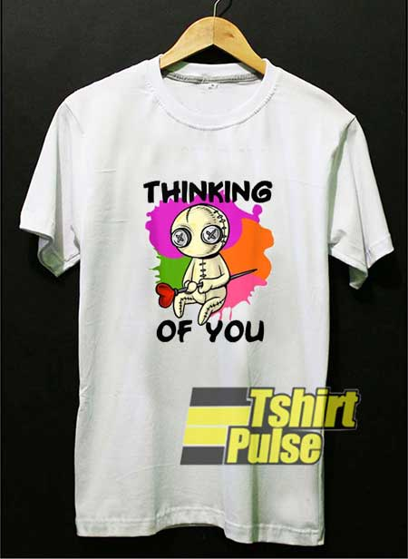 Mardi Gras Voodoo Doll Funny shirt