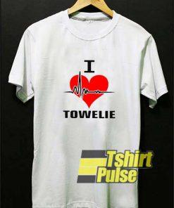 Meme I Love Towelie shirt