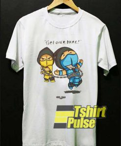 Mortal Kombat Chibi Meme shirt