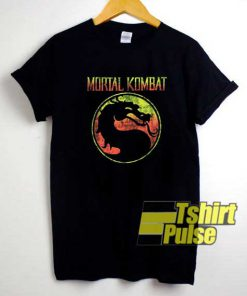 Mortal Kombat Graphic shirt