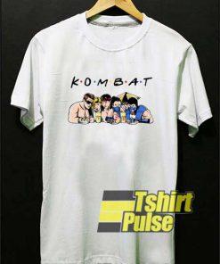 Mortal Kombat Parody shirt