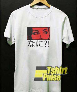 Nani Box Streetwear Anime shirt