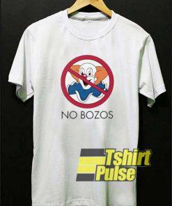 No Bozo Cartoon Meme shirt