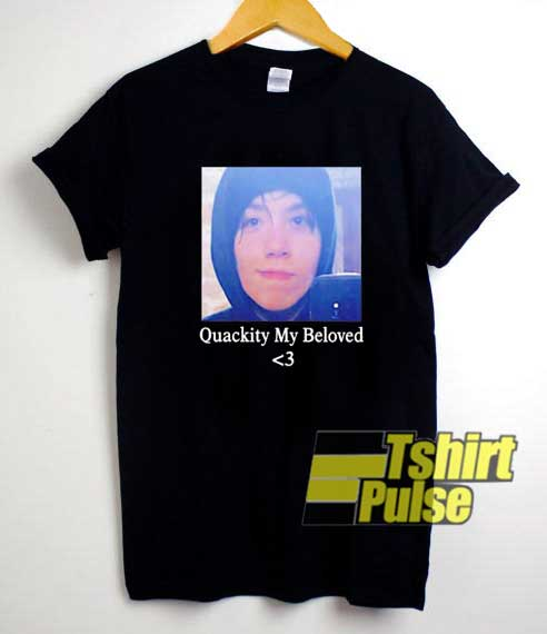 Parody Quackity My Beloved shirt