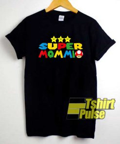 Parody Super Mommio shirt