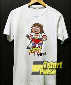 Roddy Piper Baby Parody shirt