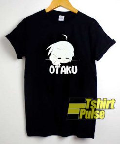 Sad Otaku Anime Japan shirt