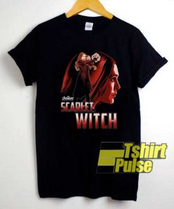 Scarlet Witch Avengers Graphic shirt