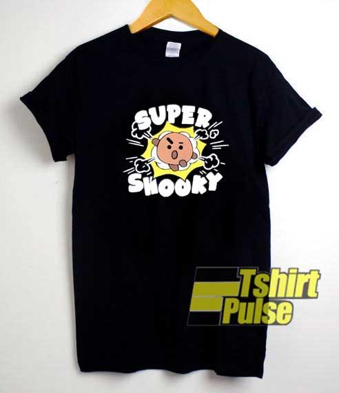 Super Shooky bt21 shirt