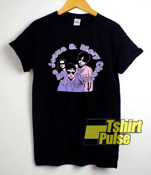 The Jesus And Mary Chain shirt