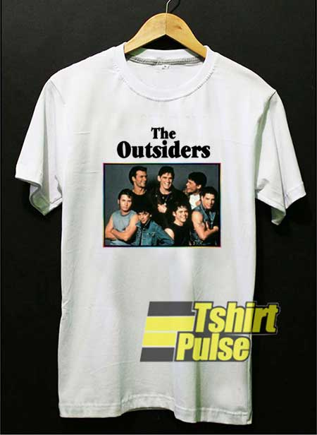 The Outsiders 80s Movies shirt