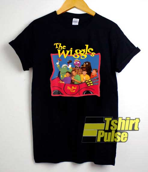 The Wiggles Big Poster shirt